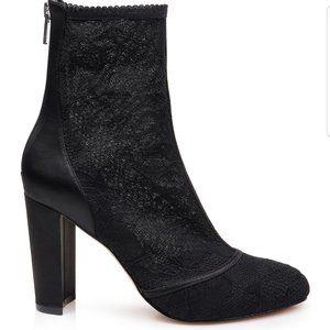 Badgley Mischka Jewel Sultana Womens Bootie Size 9